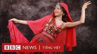 Chuyện cô hoa khôi một chân - BBC News Tiếng Việt
