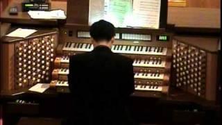 Stars & Strips Forever - Sousa -  John Hong Organ