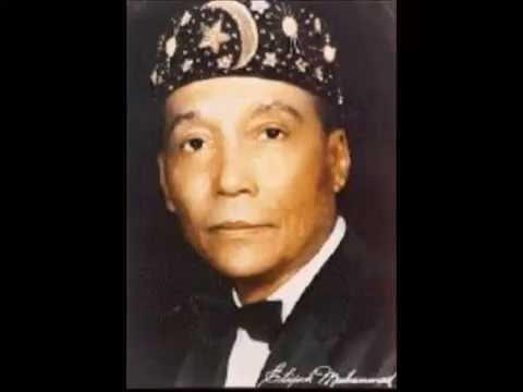 """You Will Be A Temple Yourself!""- Messenger Elijah Muhammad"