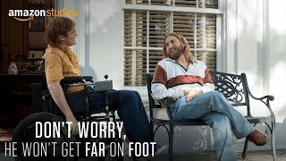 Don't Worry, He Won't Get Far On Foot - Teaser [HD] | Amazon Studios