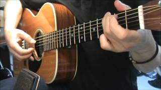 LOOKING FOR LOVE ON BROADWAY -james taylor-vocal harmony-fingerstyle chords cover