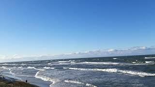 Балтика в январе
