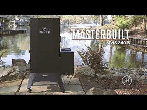 Masterbuilt MWS 340B Pellet Smoker