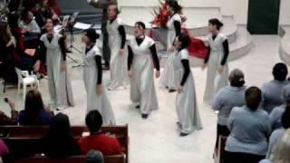 """Coreografia """"Adoração Sem Limites"""" Assembleia De Deus De São José - SC"""