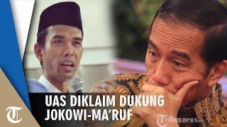 Ponsel Ustaz Abdul Somad Dibajak dan Menyatakan Dukung Jokowi-Ma'ruf, Hanum Rais Beri Tanggapan