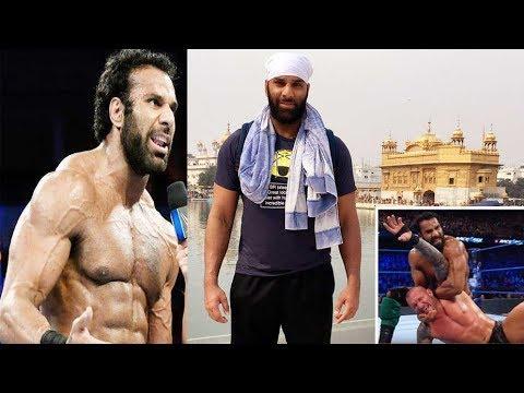 कभी बताए गए थे खली के जीजा, ऐसी है रैंडी ऑर्टन को चित करने वाले की Life, WWE Champion Jinder Mahal