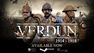 Verdun STEAM cd-key GLOBAL