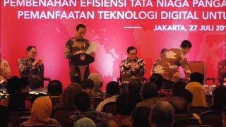 Presiden Jokowi Inginkan Proses Izin Investasi Selesai dalam Hitungan Jam