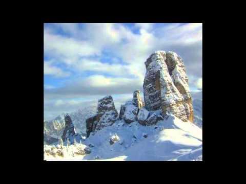 Cortina d'Ampezzo - TIMELAPSE - mese di Gennaio 2013
