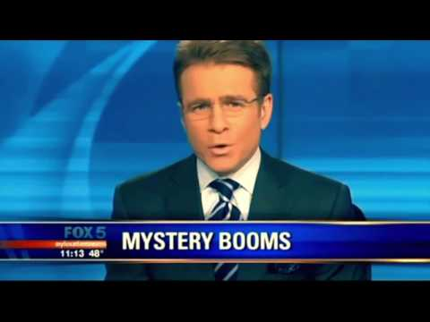END TIME SIGNS AND CREEPY, SCARY, MYSTERIOUS, BOOMING NOISES IN THE HEAVENS, THE END IS NEAR!!