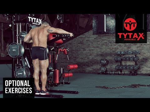 TYTAX® M2 ( Opt. GP ) | Lever Standing One Arm Lateral Raise