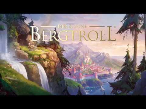 """""""Der kleine Bergtroll"""" erzählt die Geschichte von einem kleinen Monster, das zum großen Helden wird.  Ein Bilderbuch zum Vorlesen, Anschauen und Träumen – für dich und deine kleine Prinzessin oder deinen kleinen Troll."""