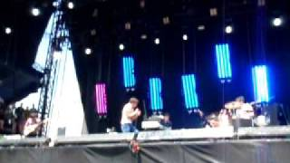 Friendly Fires - Kiss of Life @ Lollapalooza 2009
