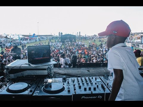 DJ Arch Jnr's 2018 Mzansi House Appreciation Mix For His Fans (6yrs old)