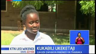 Kukabili ukeketaji : Tohara isio ya kukatwa kwa visu na nyembe