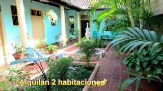 preview picture of video 'CASA HOSTAL BUEN VIAGE EN REMEDIOS CUBA'
