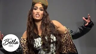 Nikki Bella impersonates Carmella (and it's FABULOUS!)