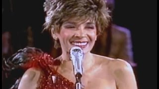 Shirley Bassey - When You're Smiling (1987 Live in Berlin)