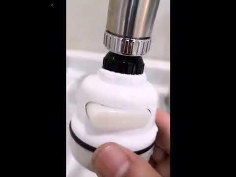 360 Degree Rotating Water Saving Sprinkler