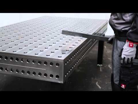 Siegmund результаты силового воздействия на столы из различных материалов