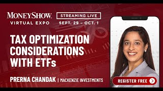 Tax-Optimization Considerations with ETFs