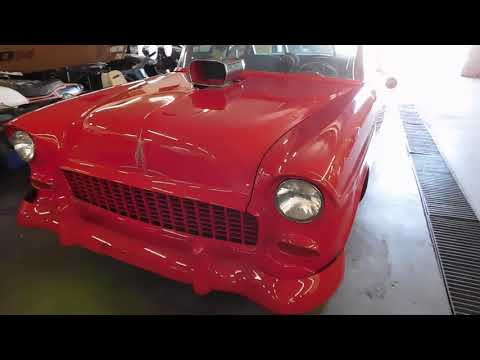 1955 Chevrolet BelAir in Loveland, Colorado - Video 1