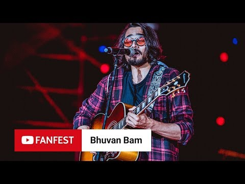 Download Bhuvan Bam @ YouTube FanFest Mumbai 2018 HD Mp4 3GP Video and MP3