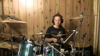 AmandaOnDrums - You Could Have Been A Lady - April Wine Drum Cover