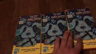 My Blue's Clues VHS Collection (2018 Edition)