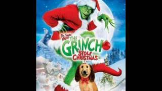 You're A Mean One, Mr. Grinch - The Grinch Who Stole Christmas - Jim Carrey