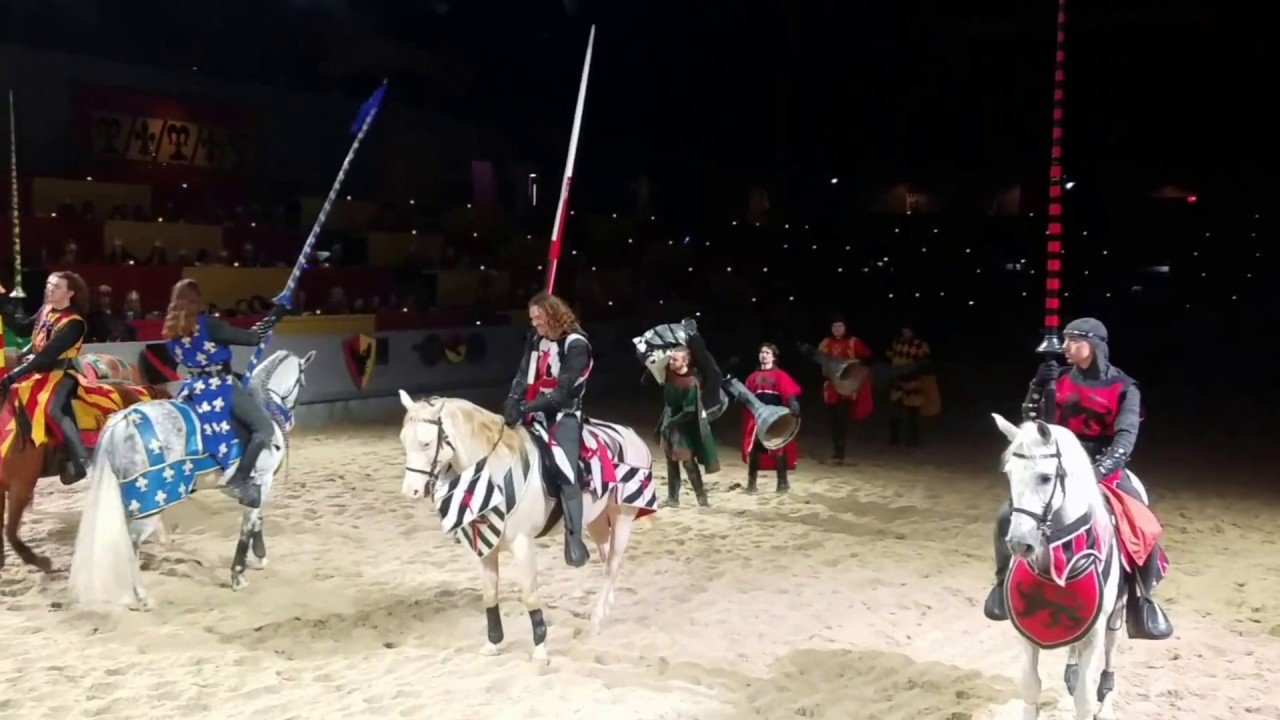 Experience the Medieval Times Dinner and Tournament