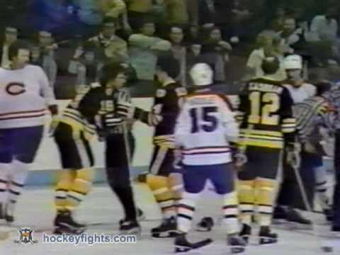 Rod Langway vs. John Wensink