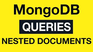 13 MongoDB Query Array of Nested Documents
