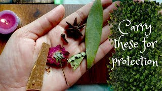 7 Must Have Magick Herbs For Protection