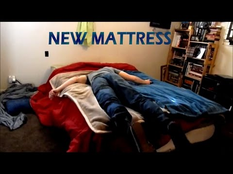 "Review – Cheapest 8 inch ""Best Price"" Brand Memory Foam Mattress from Amazon"