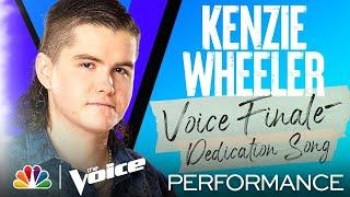 Kenzie Wheeler The Keeper Of The Stars