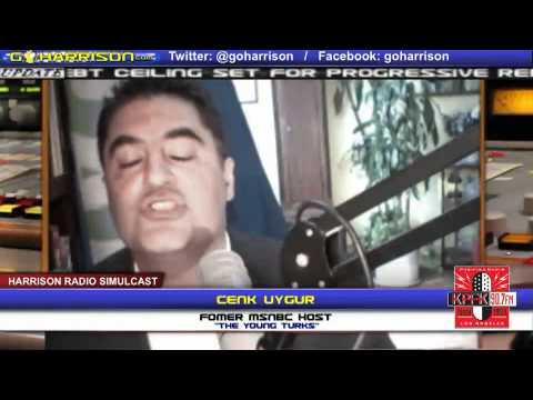 Former MSNBC Host, Cenk Uygur Tells All!