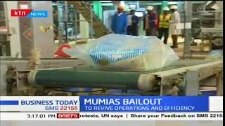 Mumias Sugar Company seeks Sh.4bn bailout