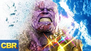 5 Ways Marvel Avengers Endgame Could Deal With Thanos' Snap