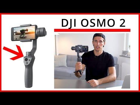 DJI OSMO  MOBILE 2   Model OM170     Stabilizátor (Gimbal)  Okostelefonok részére