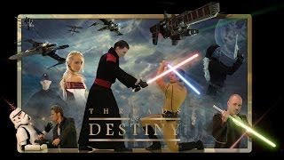 Star Wars Threads Of Destiny  Final Trailer 2014