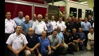 AFC Officer III at Hilton Head Island Fire Department, SC September 2015
