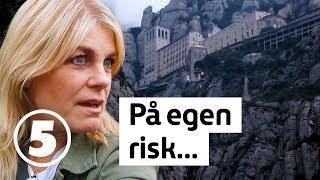 Wahlgrens värld   Pernilla Wahlgren övernattar på ett spökhotell   Torsdagar 21.00 på Kanal 5