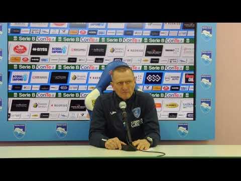 Preview video Le parole di mister Andreazzoli al termine di Pescara-Empoli
