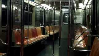 preview picture of video 'Manhattan-bound R62 3 Train Ride (Crown Heights/Utica Avenue-Franklin Avenue)'