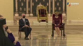 Ceremonie dedicată centenarului naşterii Regelui Mihai I, organizată de Custodele Coroanei