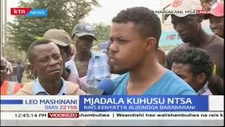 Maaoni ya wakaazi wa Mombasa kuhusu kuondolewa kwa NTSA barabarani