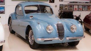 Jaguar XK120M 1954 - Jay Leno's Garage
