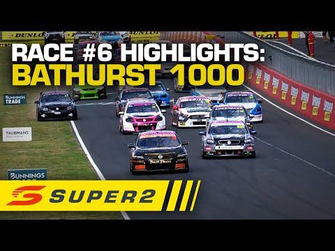 バサースト1000 super2クラスのレースハイライト動画