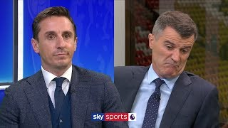 Gary Neville and Roy Keane give passionate and honest reaction to Man United